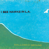 Hallowed Ground CD cover