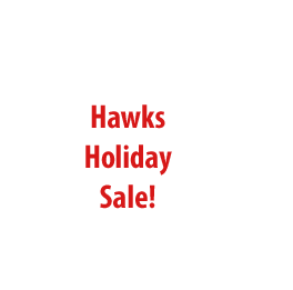 Merry, merry... Hawks CDs for $5.00